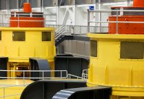Iris Power   Hydro Generator Air Gap Monitoring