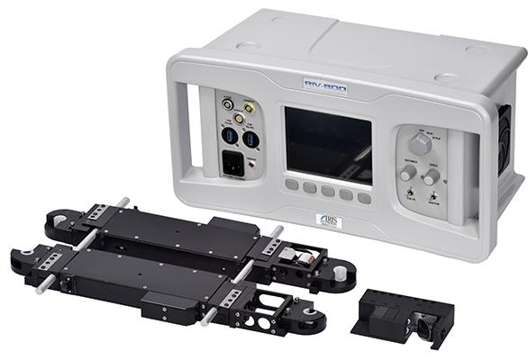 Iris Power Robotic Inspection Vehicle And Camera Riv